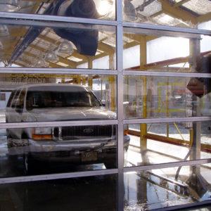 Ultraclear Glass Doors