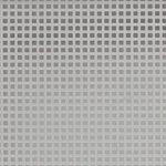 Perforated Aluminum Full View